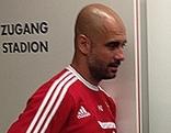 Pep Guardiola - Trainer von Bayern München