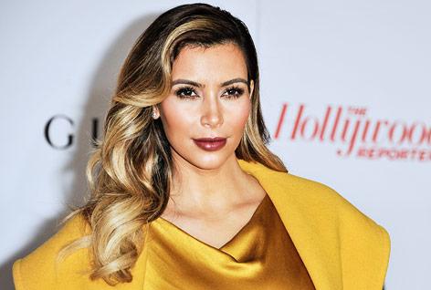 US-Starlet Kim Kardashian