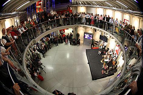 Lange Nacht der Volksmusik im ORF Landesstudio Salzburg