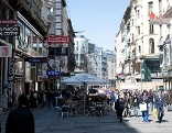 Fußgängerzone Kärntner Straße