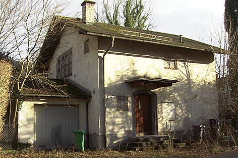 Haus von Cornelius Gurlitt in Salzburg-Aigen