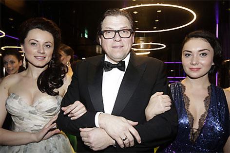 Anita Hartig und  Margarita Gritskova und Michael Schade