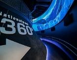 360-Grad-Kino im Nationalparkzentrum Mittersill