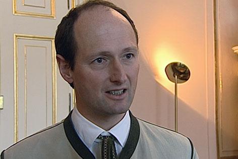 Bernd Huber, Büroleiter des Salzburger Vizebürgermeisters Harald Preuner (ÖVP)