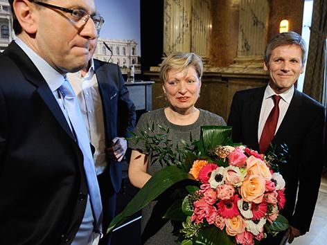 Karin Bergmann Burgtheater