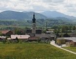Ortsansicht von Köstendorf