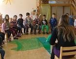 Kindergarten Tisis Sprachförderung