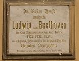 Beethovenhaus in Baden