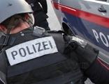 Cobra nach Banküberfall in Oberösterreich