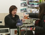 Handel Kassa einkaufen supermarkt