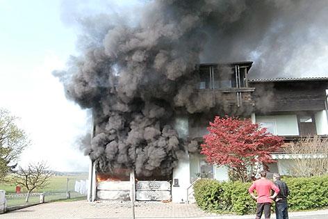 Wohnhausbrand in Seekirchen