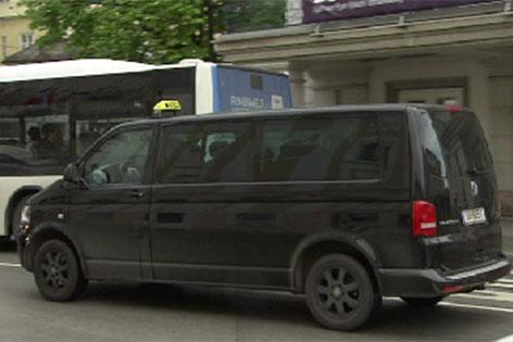 Großraum-Taxi