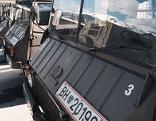 Bundesheer Fahrzeug Pinzgauer Puch