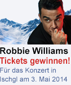 Robbie Williams Promobutton