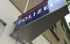 Polizeiinspektion schließt
