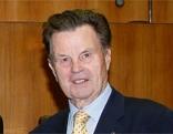 Sixtus Lanner bei einer DVD-Präsentation im Parlament