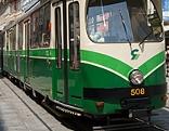 Straßenbahn in Graz