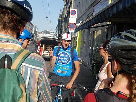 Bernhard Dorfmann City Cycling School