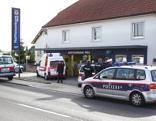 Banküberfall im Welser Stadtteil Pernau