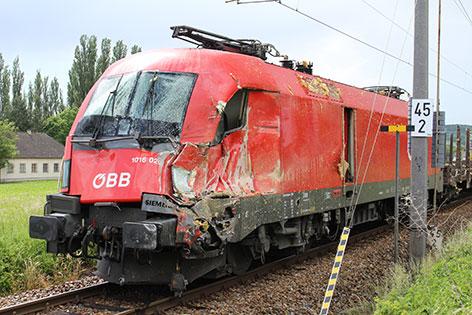 Železniška nesreča