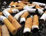 Zigarettenstummel