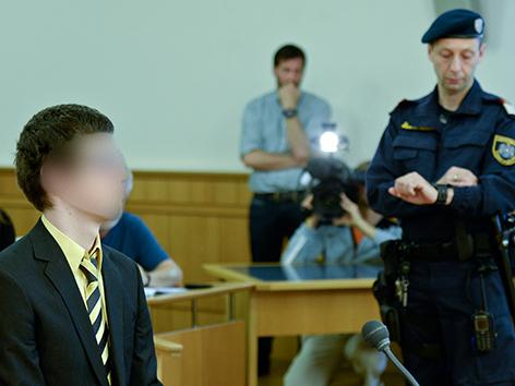 Prozess gegen Josef S.
