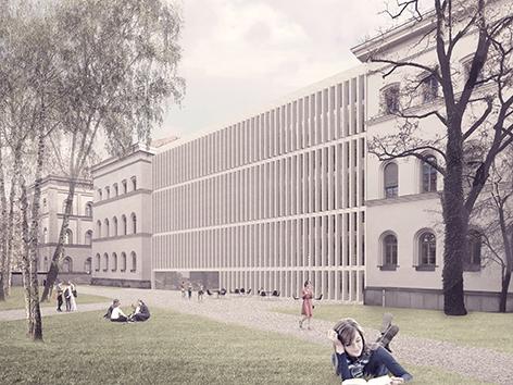 bregenzer architekturb ro plant bibliothek in m nchen vorarlberg. Black Bedroom Furniture Sets. Home Design Ideas