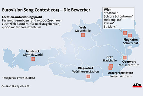 Bewerber Song Contest