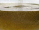 Olivenöl in Flasche