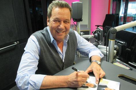Roland Kaiser bei Radio Oberösterreich