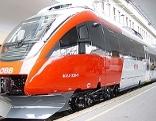 ÖBB Zug, Eisenbahn