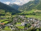Panorama von Mittersill (Pinzgau)