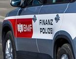 Fahrzeug der Finanzpolizei