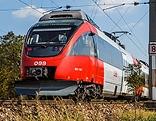 Eine Talent-S-Bahn-Garnitur der ÖBB