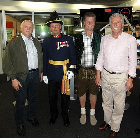 400-Jahr-Jubiläum der Historischen Schützenkompanie Thalgau
