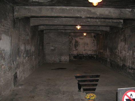 Gaskammer Auschwitz