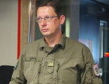 Hauptmann Roman Laimer bei ORF OÖ