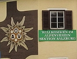 Alpenverein Alpenvereinshaus Nonntal Sektion Salzburg ÖAV