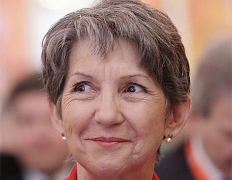 Barbara Prammer - prammer1.5276624