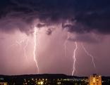 Blitz, Gewitter, Unwetter