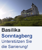 Spendenaktion Sonntagberg