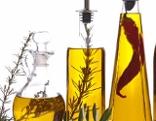 Speiseölflaschen