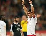 Jonatan Soriano: Jubel bei Red Bull Salzburg