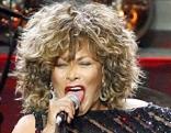 Tina Turner auf der Bühne