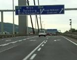 A7 Mühlkreisautobahn Linzer Stadtautobahn Voestbrücke