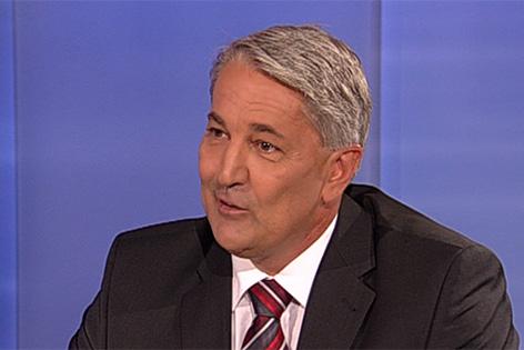 Der neue Bezirksvorsteher von Wien-Donaustadt, Ernst Nevrivy (SPÖ)