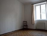 Leeres Zimmer einer Wohnung