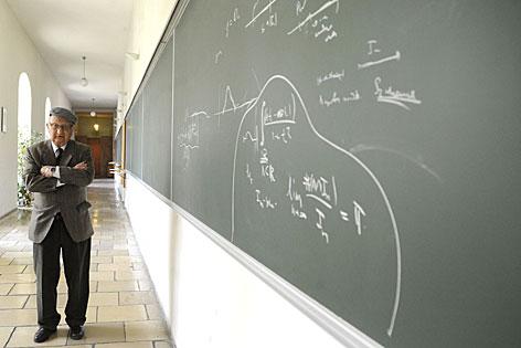 Physiker Walter Thirring