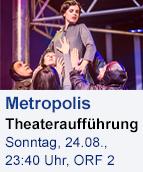 Metropolis - Das große weiche Herz der Bestie