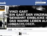 Obdachloser gab mit Hilfe von Facebook Einblick in sein Leben. Nach dem Tod des Mannes laufen nun Ermittlungen.